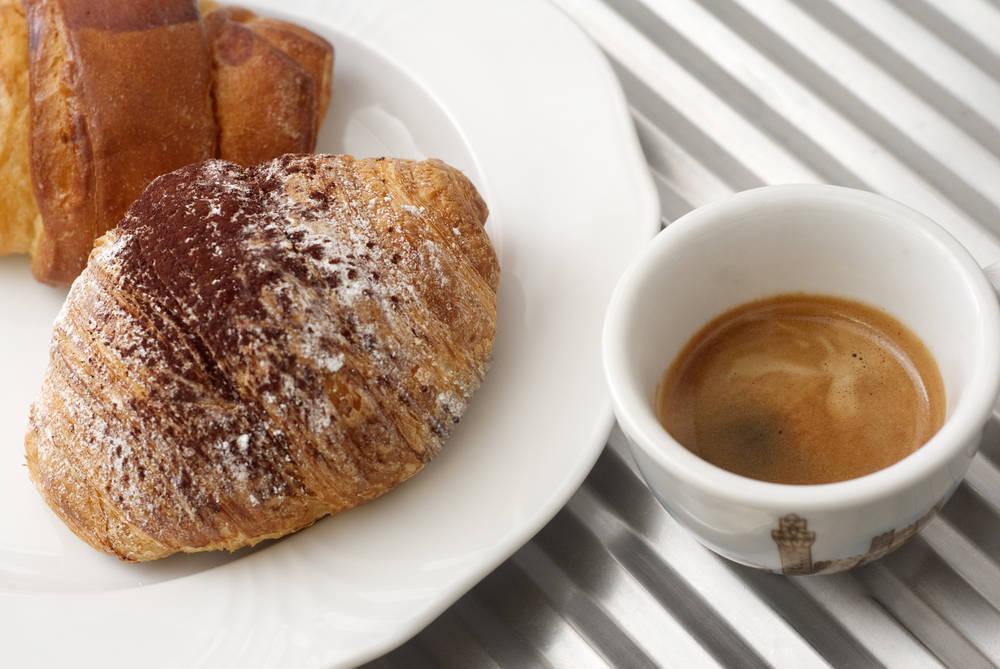 Café y bollo, un descanso de lo más especial