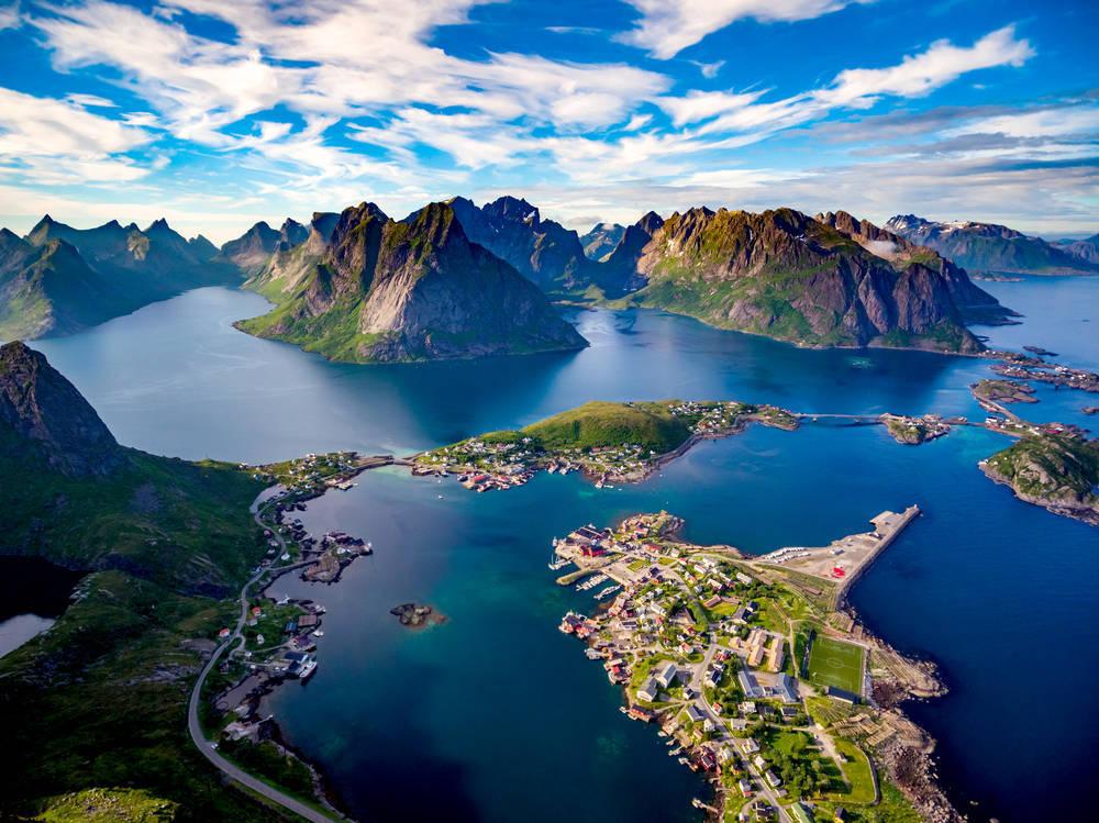 Los Países Escandinavos y las Energías Renovables