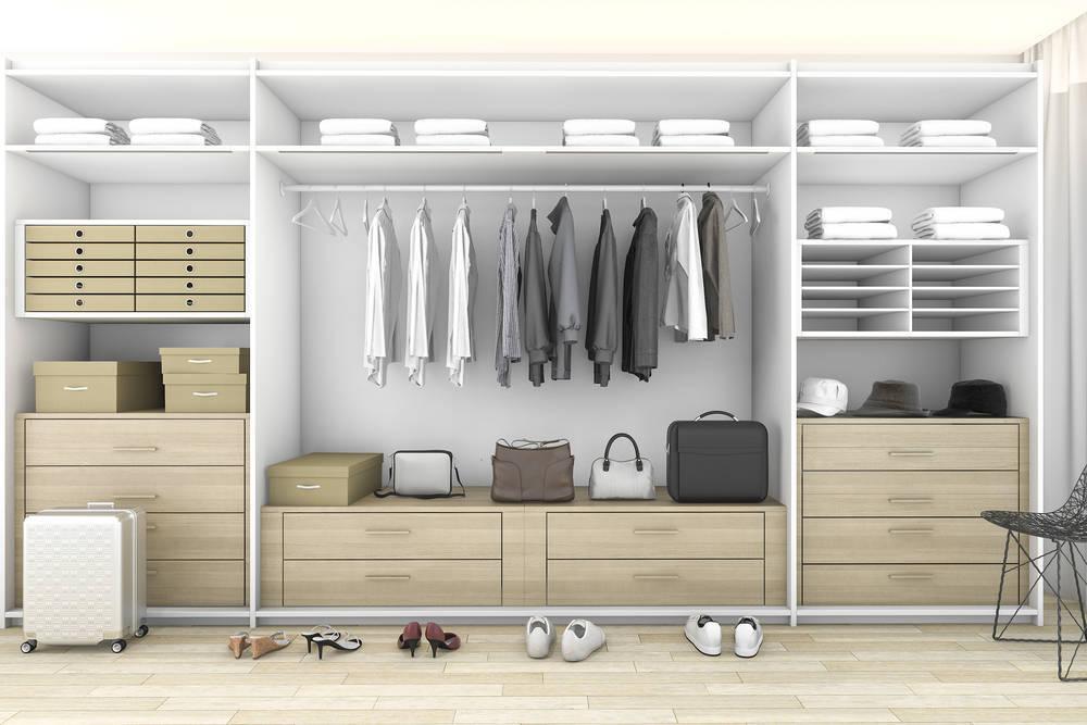 Ganar espacio en el armario… y también en la habitación