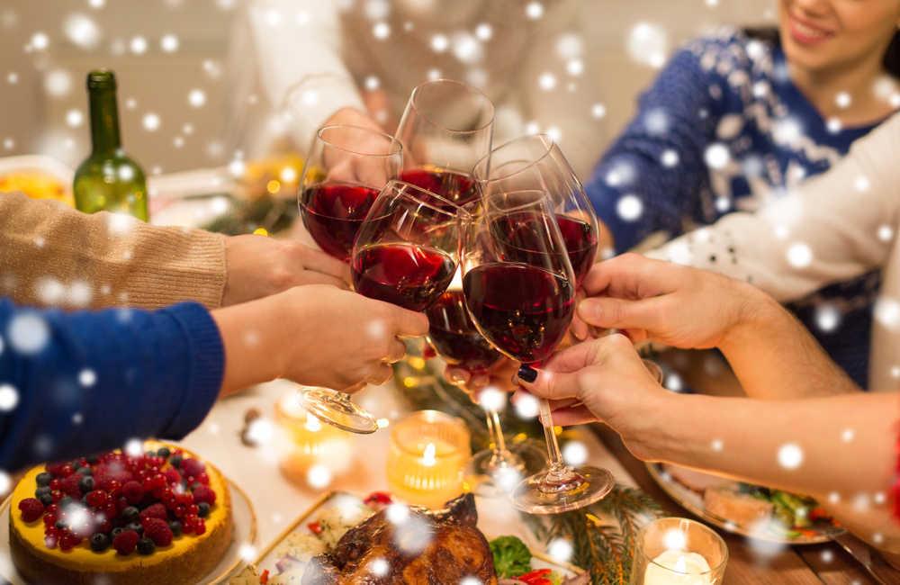 Bebidas ideales para las celebraciones navideñas