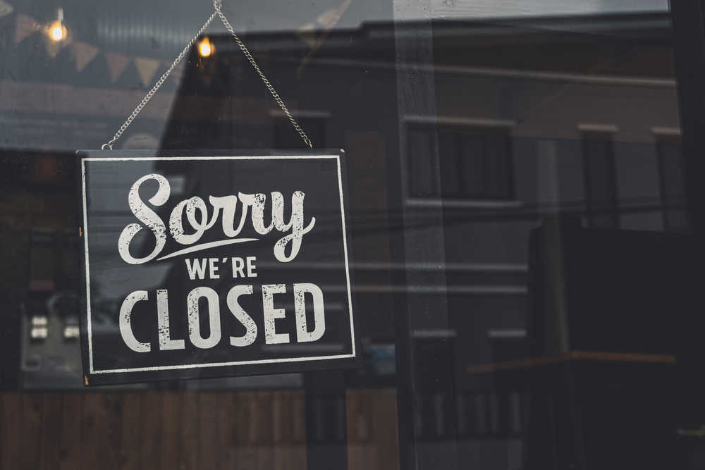 Qué hacer para que el cierre de tu negocio sea lo más llevadero posible
