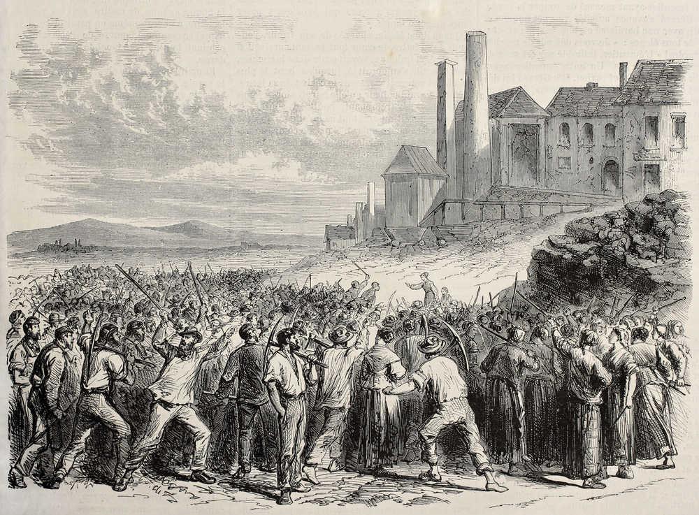 Una mirada a la Revolución Industrial a través del arte y la pintura